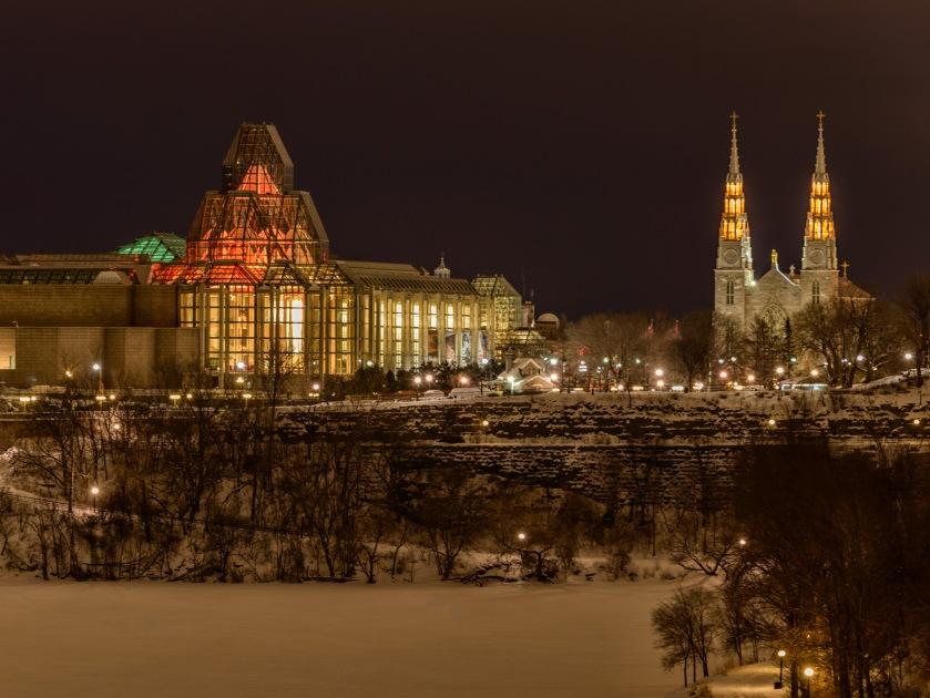 Ottawa Landmarks by Ko Fung