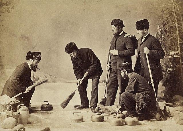 640px-Five-men-curling-by_William_Notman